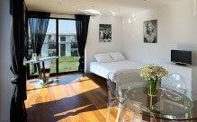 Salon, BB Magnolia Apartments