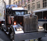 Tir, samochód ciężarowy