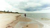 plaża w Krynicy Morskiej